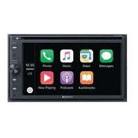 Handbremskabel Sony XAV-AX200 6,4 Zoll Premium DVD-Media Receiver (Bluetooth, Apple CarPlay und Android Auto, Navigation über Google Maps des Smartphones, Freisprechen)
