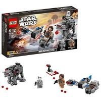 Carving Ski LEGO Star Wars 75195 - Ski Speeder vs. First Order Walker Microfighters, Spielzeug