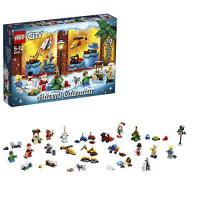 Adventskalender für Kinder LEGO City Adventskalender (60201) Kinderspielzeug
