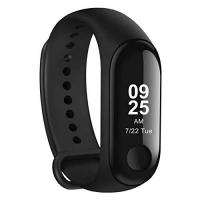 Flossing Band Xiaomi Mi Band 3 - Activity tracker mit Herzfrequenzmessung [EU Version], 0.78'' full OLED Touchscreen, Benachrichtigungen in Echtzeit, wasserdicht 50m, Schrittzähler, Kalorienzähler, Schlafanalyse