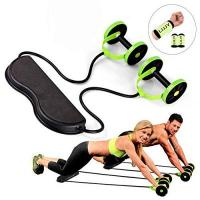 AB-Roller 6 Trainings Level Portable Sport Core Double AB Power AB Roller AB Rad Fitness Bauch Übungen Ausrüstung